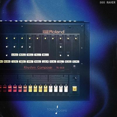 808 Raver - 808 Drum Samples