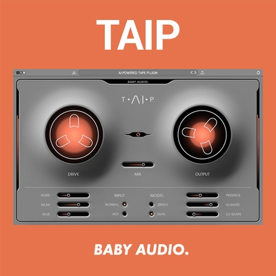 Baby Audio - TAIP Tape Emulation VST Plugin