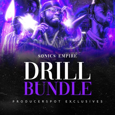 Sonics Empire - Drill Bundle (Exclusive)