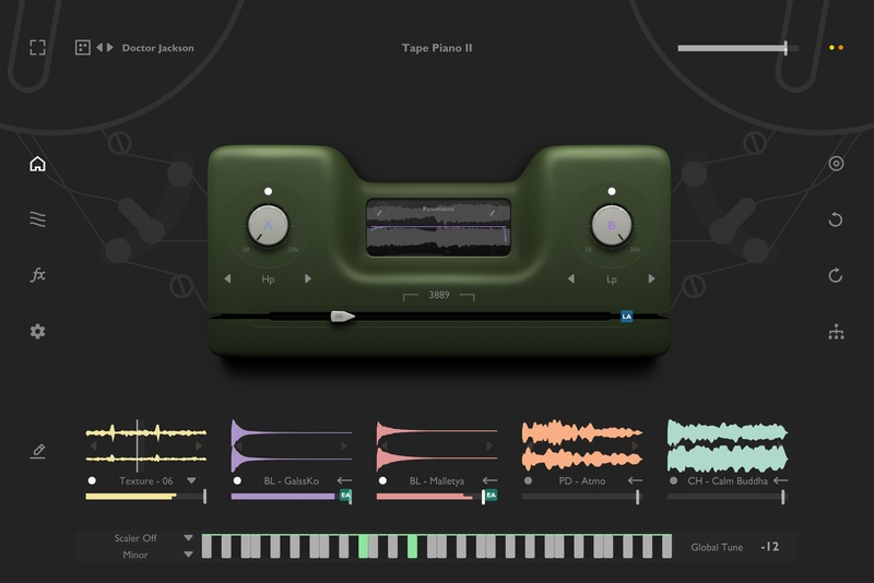 Tape Piano 2