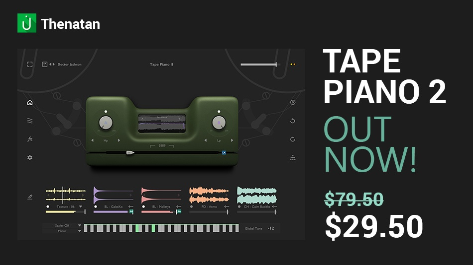 Tape Piano 2 Deal