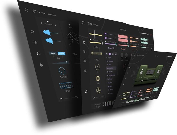 Tape Piano 2 VST Plugin GUI
