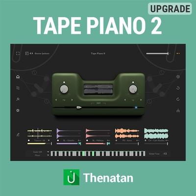 Thenatan - Tape 2 VST Plugin Upgrade