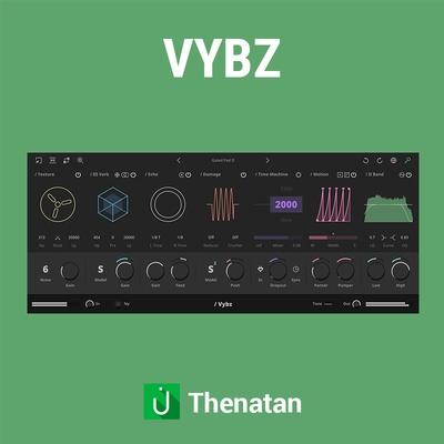 Thenatan - Vybz Lo-Fi Effect VST Plugin
