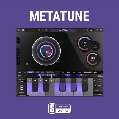 Slate Digital - Meta Tune VST Plugin